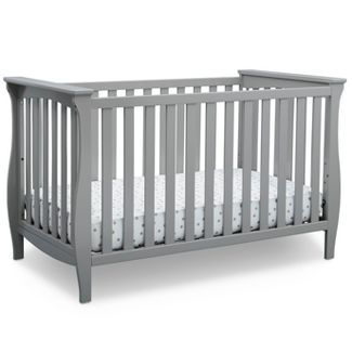 Delta Children Lancaster 3-in-1 Crib - Gray