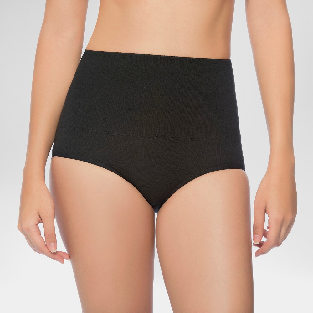 Annette Women's Faja Firm Control Brief - Black L