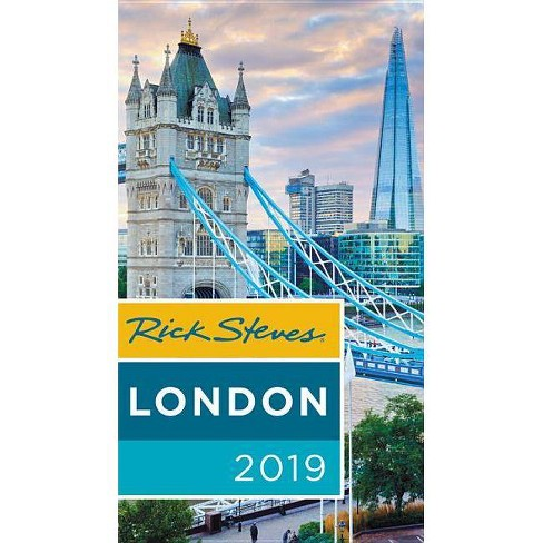 Rick Steves London 2019 -  (Rick Steves' London) by Rick Steves & Gene Openshaw (Paperback) - image 1 of 1