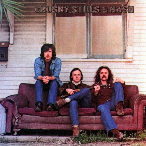 Crosby, Stills, & Nash - Crosby, Stills, & Nash (Vinyl) - image 1 of 10