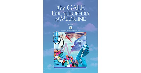 Gale Encyclopedia of Medicine (Hardcover) - image 1 of 1