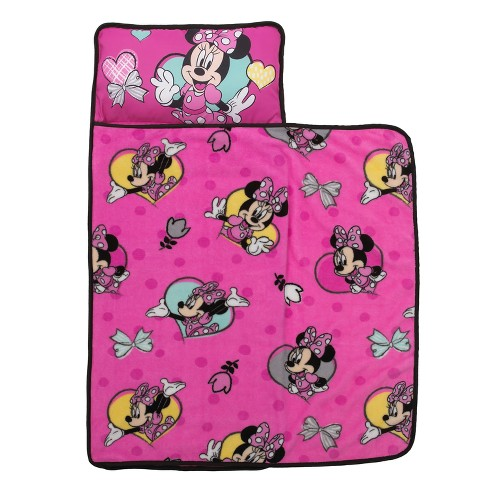 Mickey Mouse & Friends Minnie Mouse Toddler Nap Mat - image 1 of 3