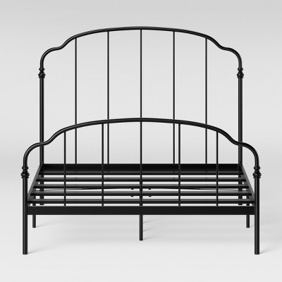 Queen Ferndale Metal Bed Black - Threshold™