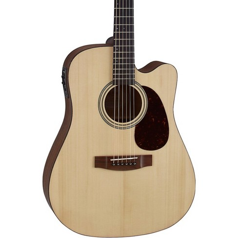 Mitchell T311CE Dreadnought Acoustic-Electric Guitar - image 1 of 4