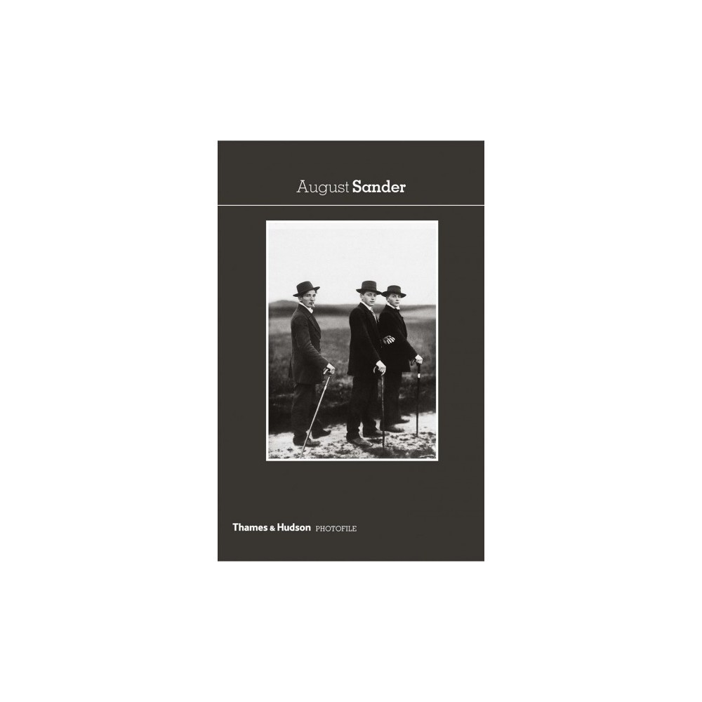 August Sander - (Photofile) (Paperback)