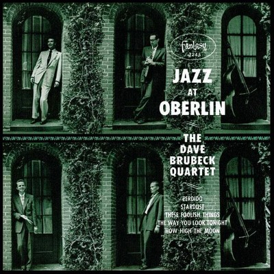 Dave Brubeck Quartet - Jazz At Oberlin (LP) (Vinyl)