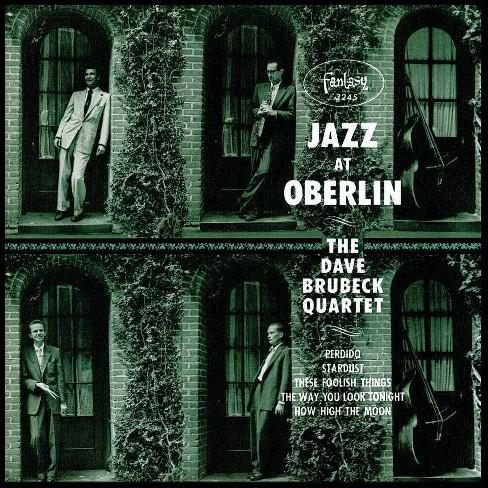 Dave Quartet Brubeck - Jazz At Oberlin (Vinyl) - image 1 of 1