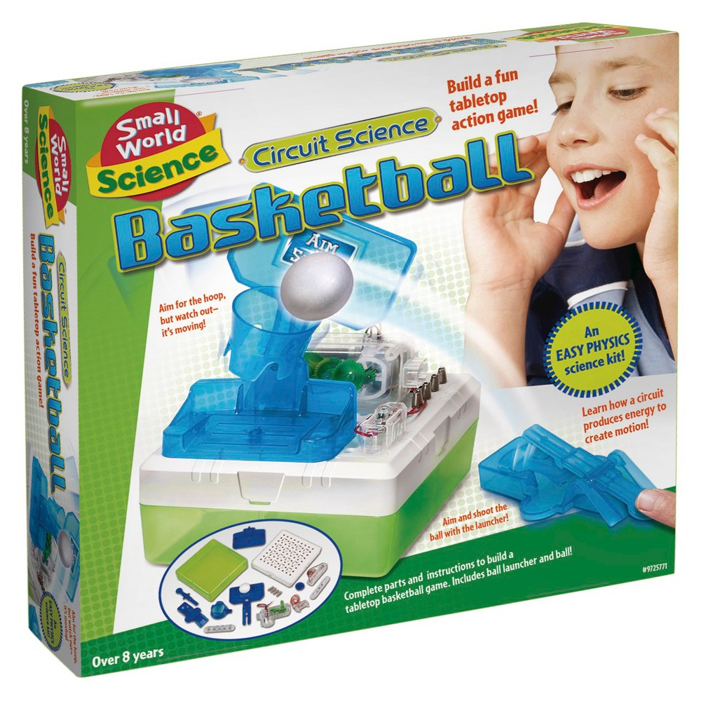 Small World Toys Circuit Science Basketball Small World Toys Circuit Science Basketball