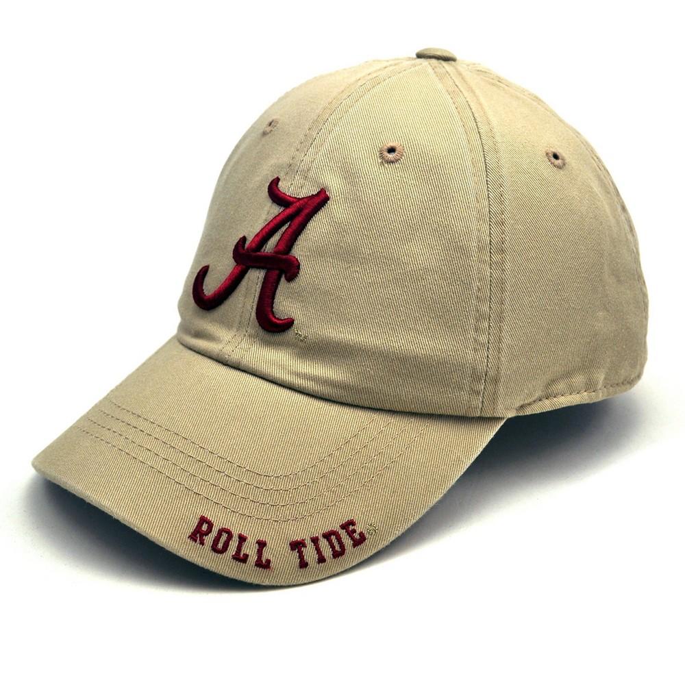 NCAA Alabama Crimson Tide Frater Adjustable Baseball Hat, Men's