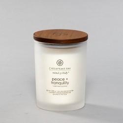 Glass Jar Candle Cashmere Jasmine - Chesapeake Bay Candle