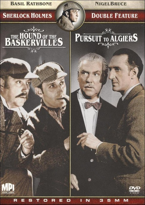 Sherlock holmes double feature:Hound (DVD) - image 1 of 1