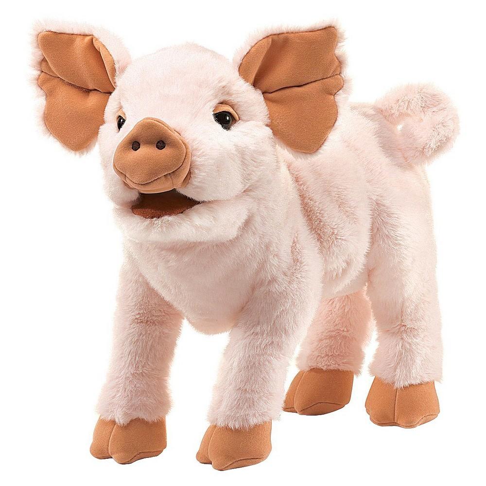 Folkmanis Piglet Hand Puppet