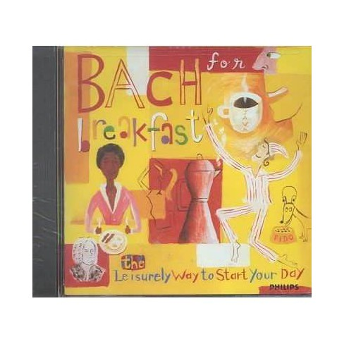 Bach - Bach for Breakfast (CD) - image 1 of 1