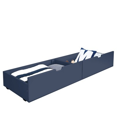 Max & Lily Under Bed Storage Drawers