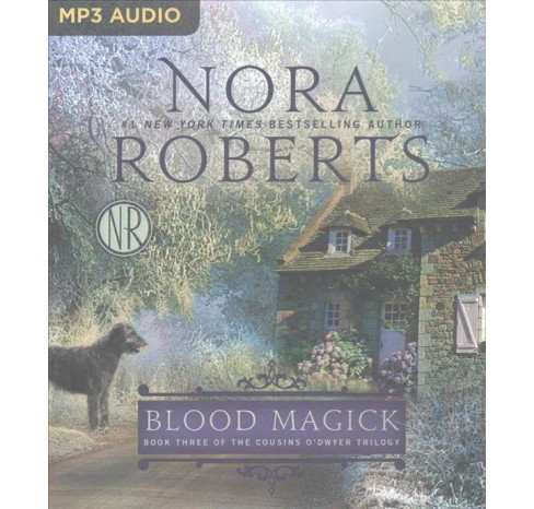 Blood Magick (MP3-CD) (Nora Roberts) - image 1 of 1