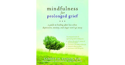 Mindfulness for Prolonged Grief : A Guide to Healing After Loss When Depression, Anxiety, and Anger - image 1 of 1