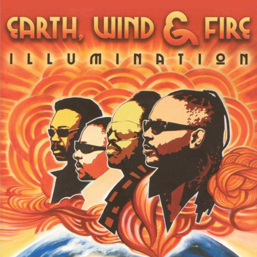 Earth Wind Fire Illumination Cd