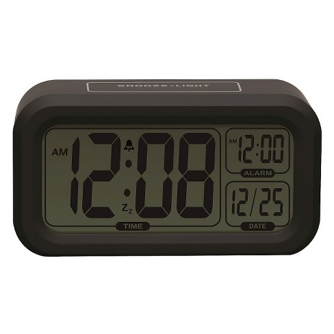 Timelink Calendar Alarm Clock with Touch Sensor - Timelink® - image 1 of 1