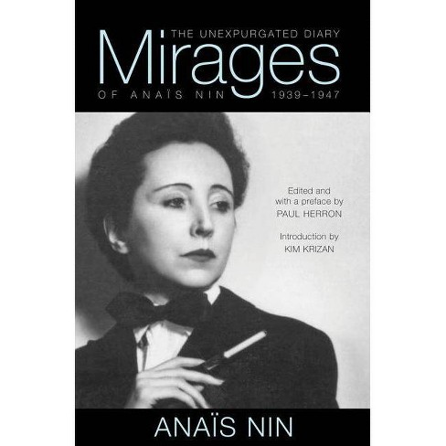 Mirages - by  Ana�s Nin (Paperback) - image 1 of 1