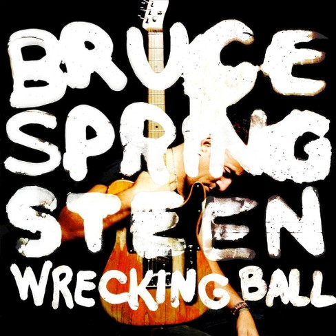 Bruce Springsteen - Wrecking Ball (CD) - image 1 of 1