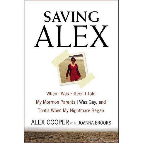 Saving Alex - by  Alex Cooper & Joanna Brooks (Hardcover) - image 1 of 1