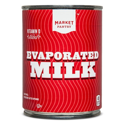 Evaporated Milk - 12oz - Market Pantry™ - image 1 of 1