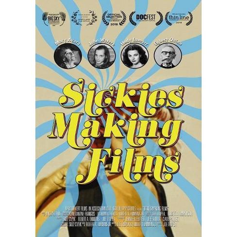 Sickies Making Films (DVD) - image 1 of 1