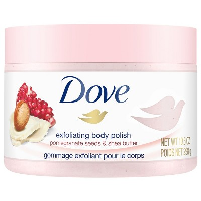 Body Washes & Gels: Dove Exfoliating Body Polish