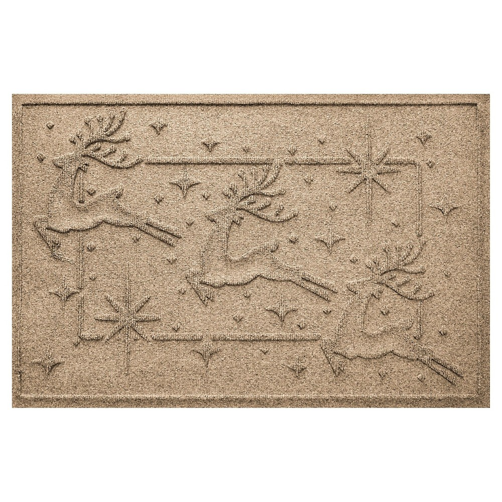 Camel Animals Pressed Doormat - (2'X3') - Bungalow Flooring