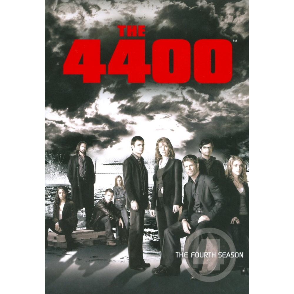 4400:Complete Fourth Season (Dvd)