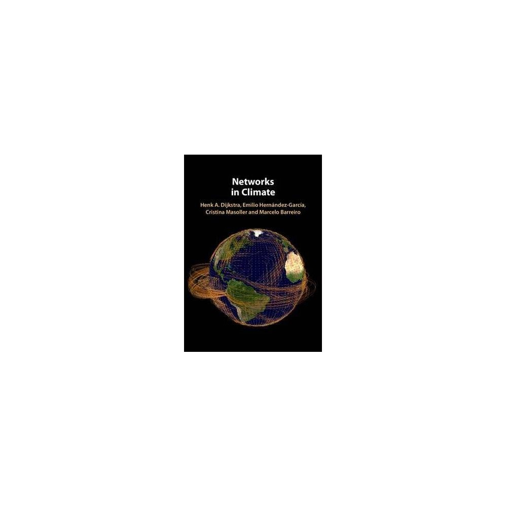 Networks in Climate - (Hardcover)