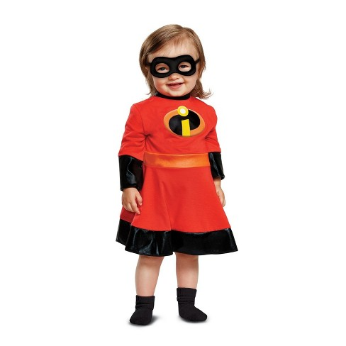 Incredibles 2 Baby Girls' Violet Parr Halloween Costume - Disguise - image 1 of 1