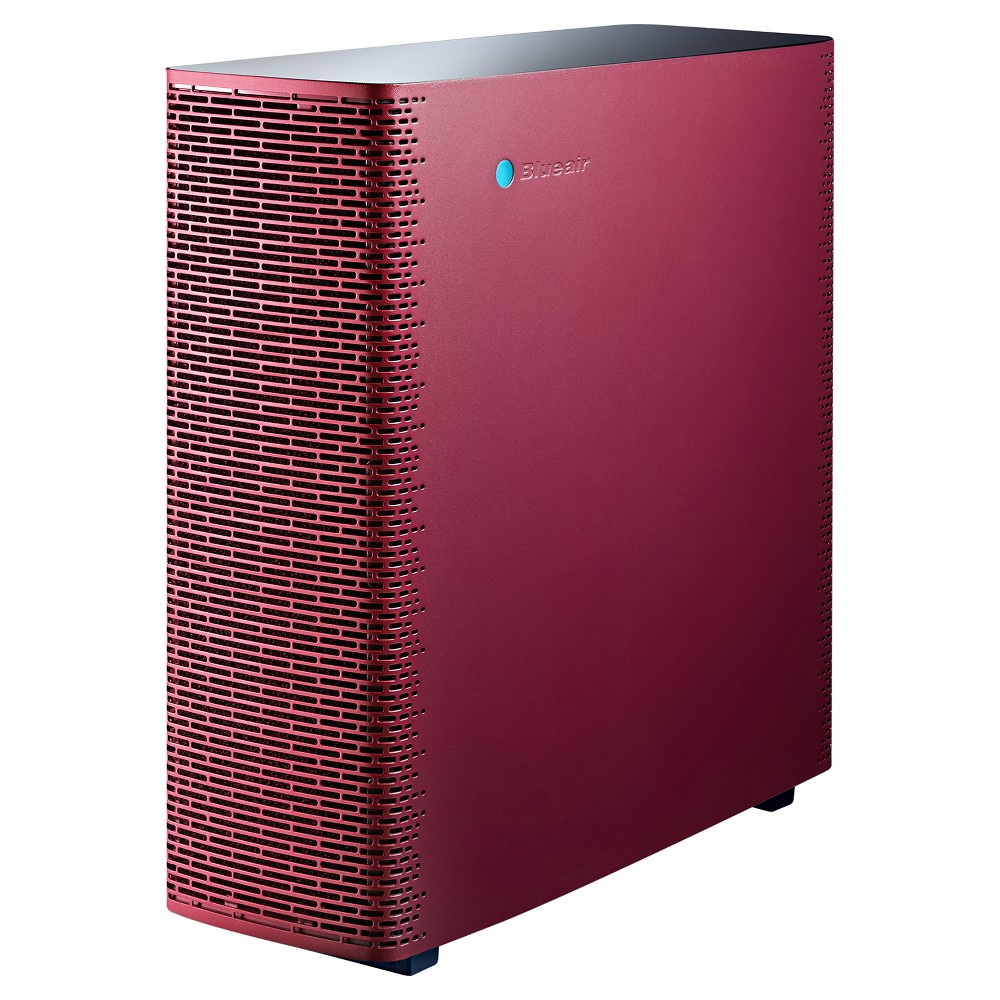 BlueAir Sense+ Air Purifier SENSEPK120PACRR, Red