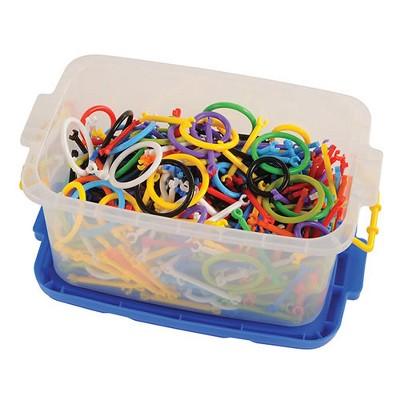 Joyn Toys Clip Stick & Connectors  - 460 Pieces