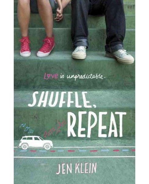 Shuffle, Repeat (Hardcover) (Jen Klein) - image 1 of 1