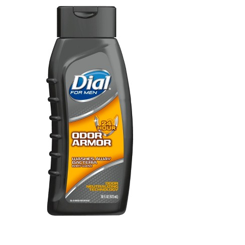Dial for Men Odor Armor Body Wash- 16oz - image 1 of 1