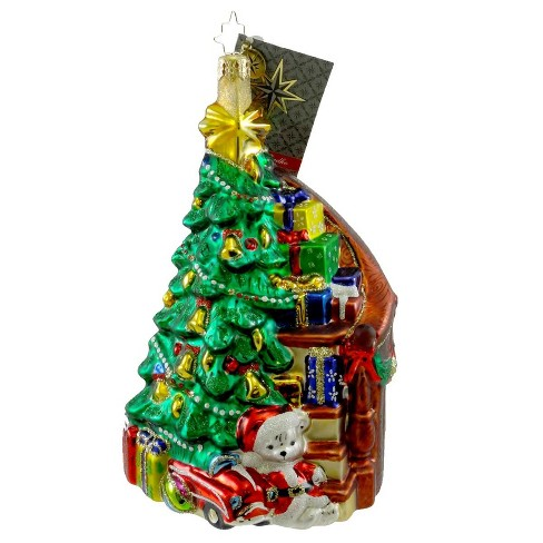 Christopher Radko Home For The Holidays Ornament Store Exclusive Tree - image 1 of 2