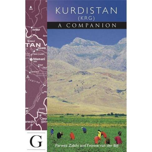 Kurdistan (Krg) - (Companion Guides) by  Parwez Zabihi & Yvonne Van Der Bijl (Paperback) - image 1 of 1