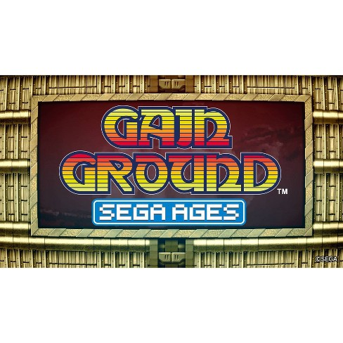 SEGA Ages: Gain Ground - Nintendo Switch (Digital) - image 1 of 4