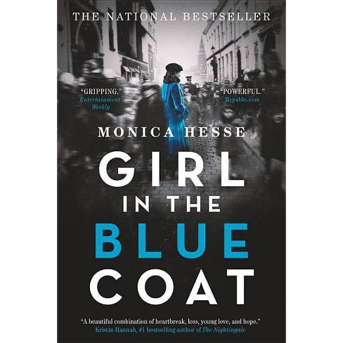 Girl in the Blue Coat - by  Monica Hesse (Paperback) - image 1 of 1