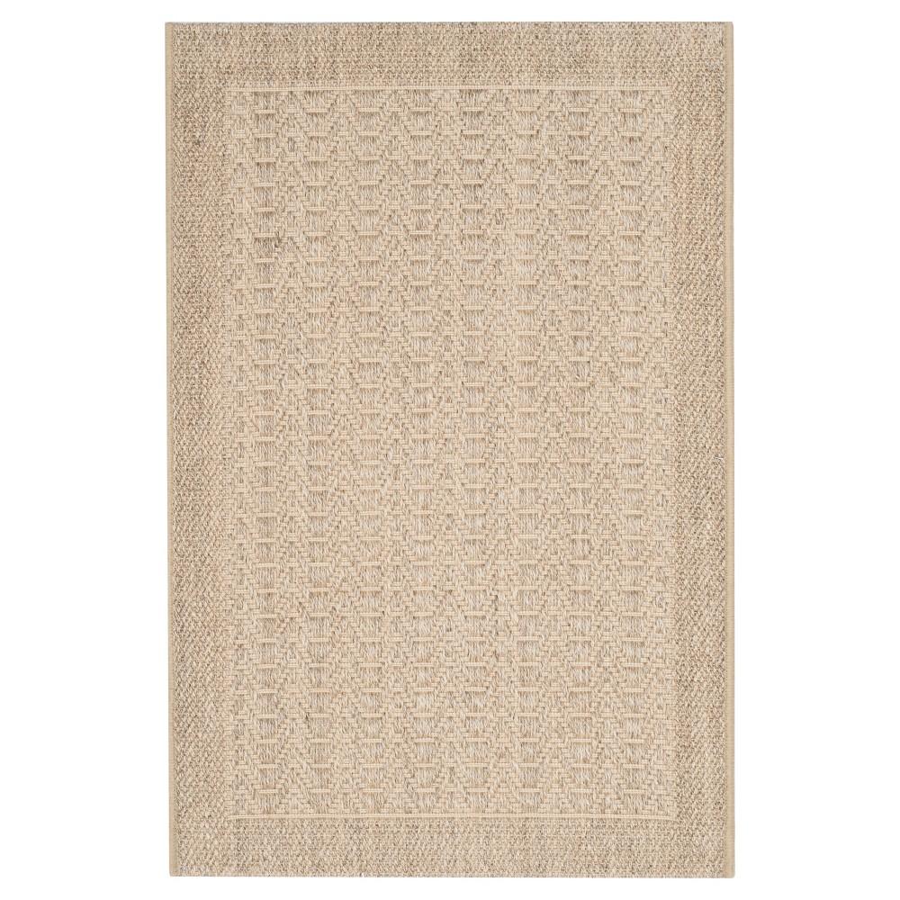 Kathy Accent Rug - Desert Sand (Brown) (3' X 5') - Safavieh