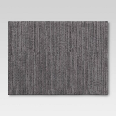 Solid Placemat Gray - Threshold™