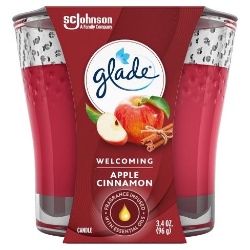 Glade Candle Apple Cinnamon - image 1 of 4