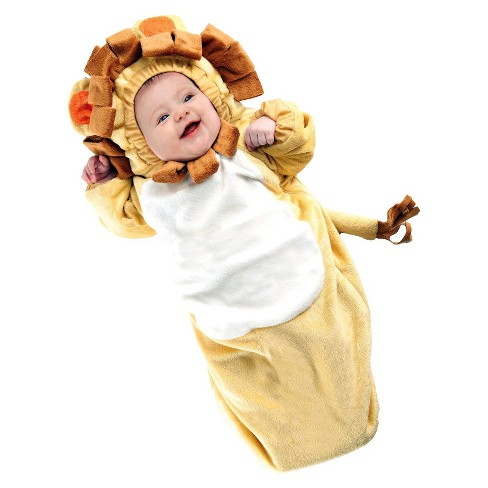 Baby Lion Bunting Costume 0-6M - Underwraps Costumes - image 1 of 1