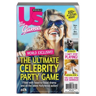 Big Potato Games Us Weekly - The Ultimate Celebrity Party Game : Target