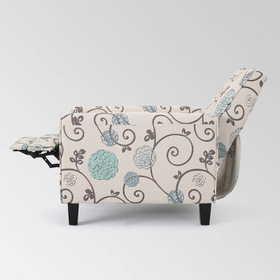 Set Of 2 Darvis Contemporary Recliners - Christopher Knight Home : Target