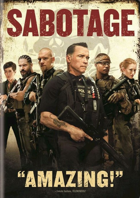 Sabotage (dvd_video) - image 1 of 1