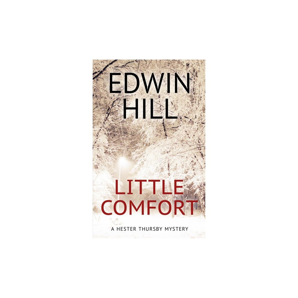 Little Comfort - Lrg (Thorndike Press Large Print Mystery Series) by Edwin Hill (Hardcover)