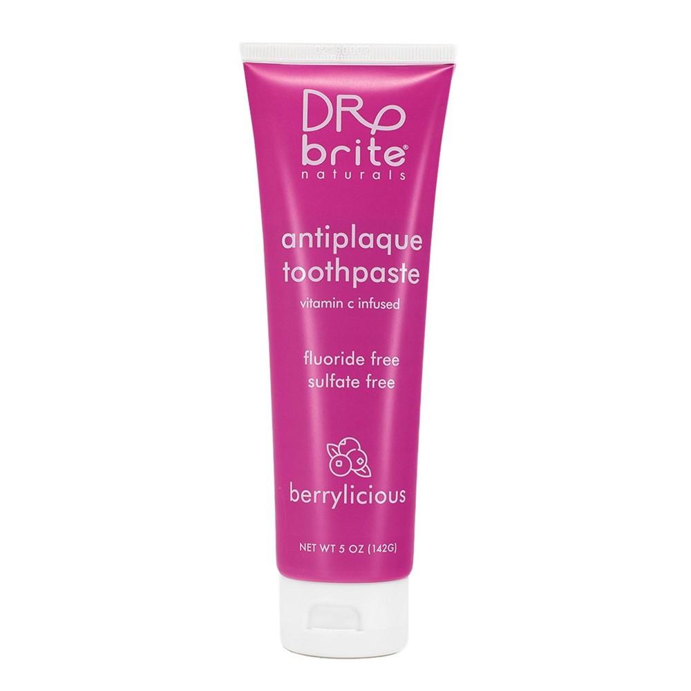 Image of Dr. Brite Kid's Anti plaque Toothpaste - 5 fl oz
