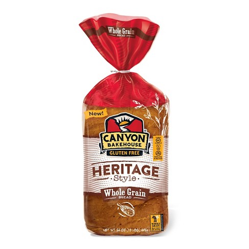 Canyon Bakehouse Gluten Free Heritage Whole Grain Bread - 24oz - image 1 of 1
